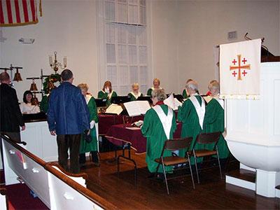 choir-handbells