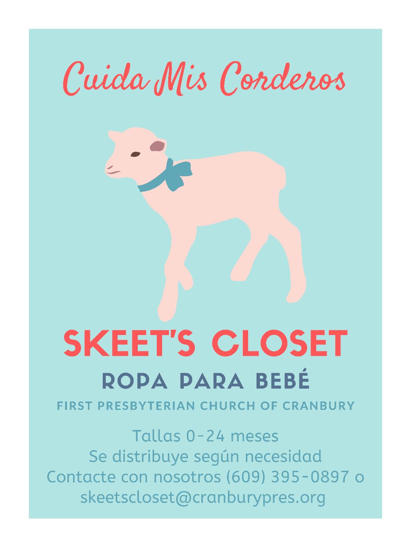 Skeets Closet spanish