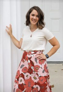 Rev. Hannah Lovaglio, Senior Pastor